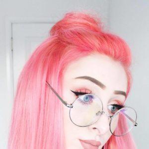 cabello rosa chicle bubblegum _2
